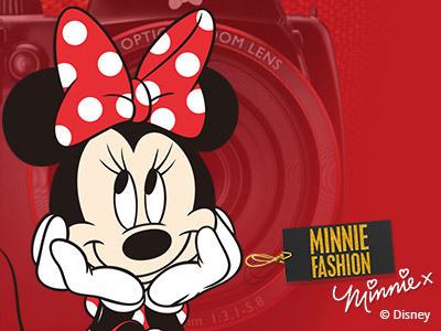Minnie Fashion Gewinnspiel