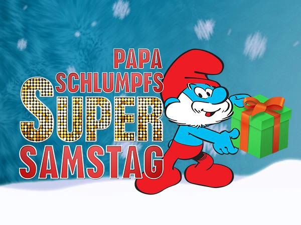 Papa Schlumpfs Super Samstag