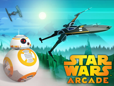 X-wing Fighter - Star Wars Arcade