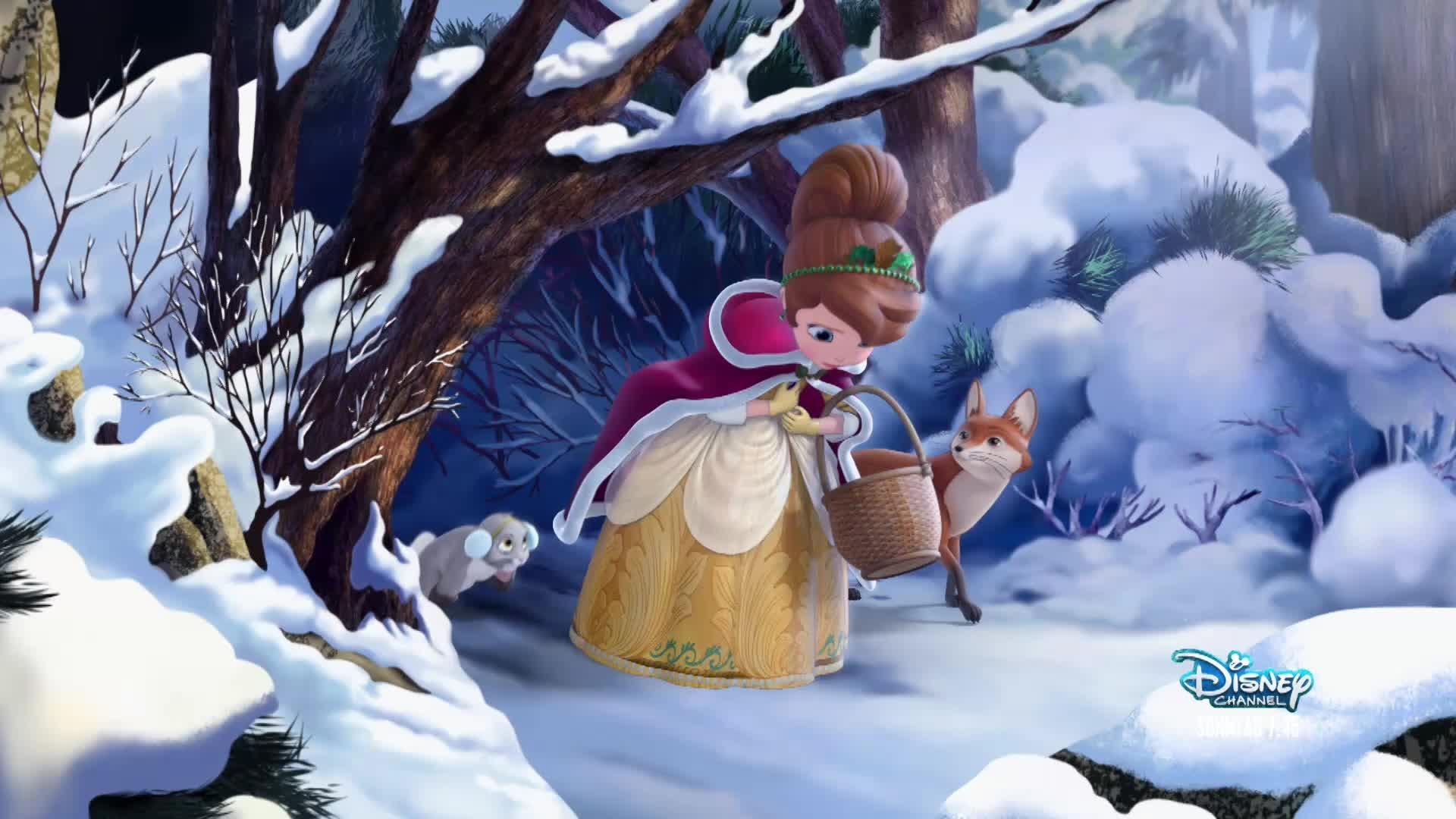Sofia die Erste - Weihnachtsspecial