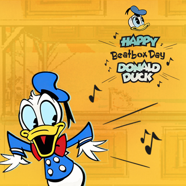 Donalds Beatbox-Gewinnspiel