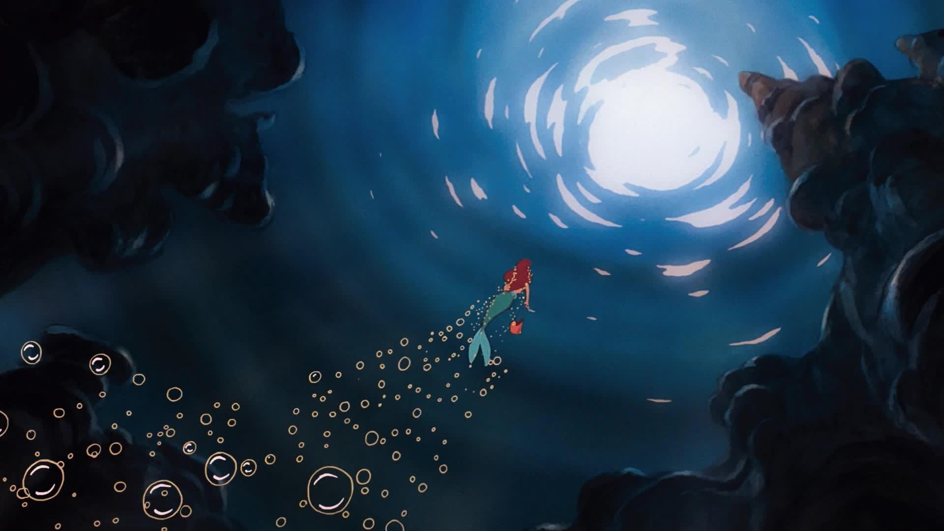 Crois en tes Rêves, Princesse avec Ariel