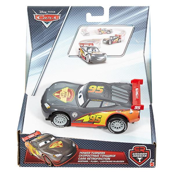 Carbon-Lightning McQueen von Mattel