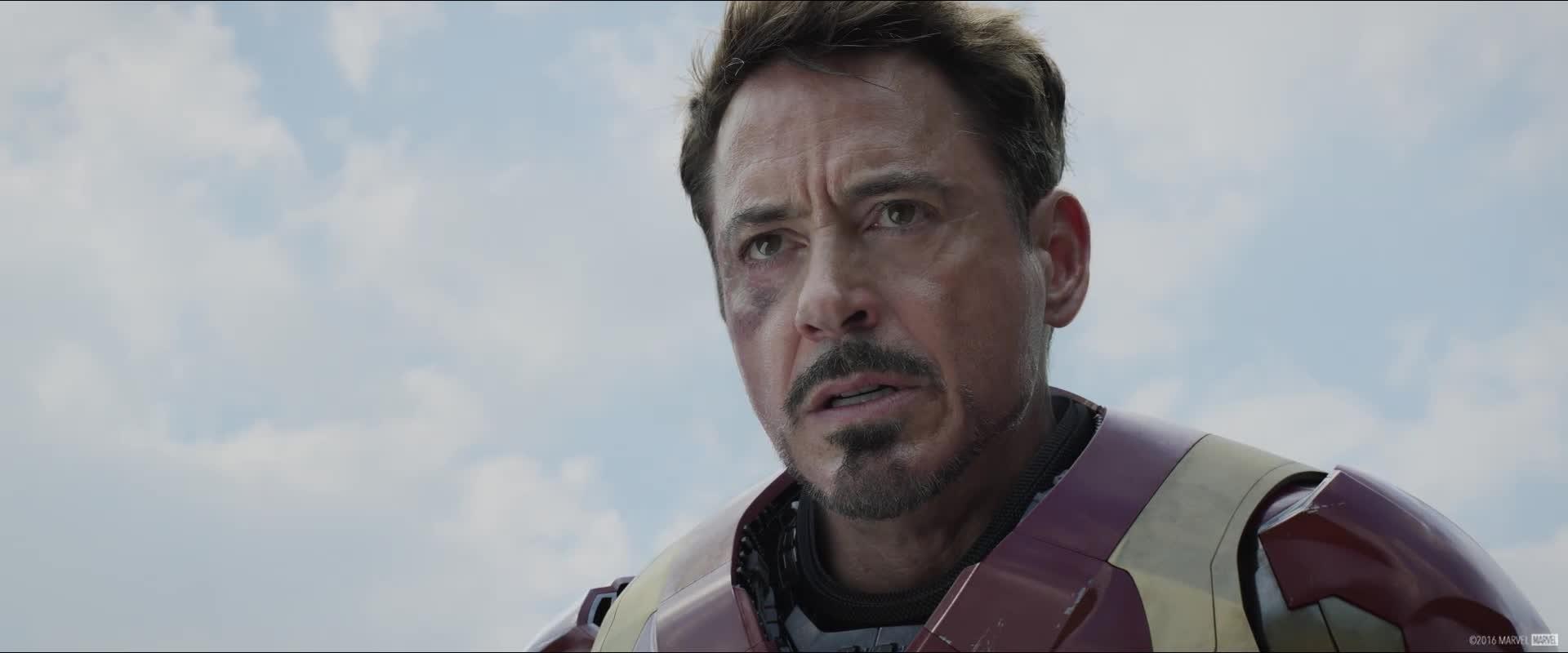 Captain America Civil War - Avec vous partout !