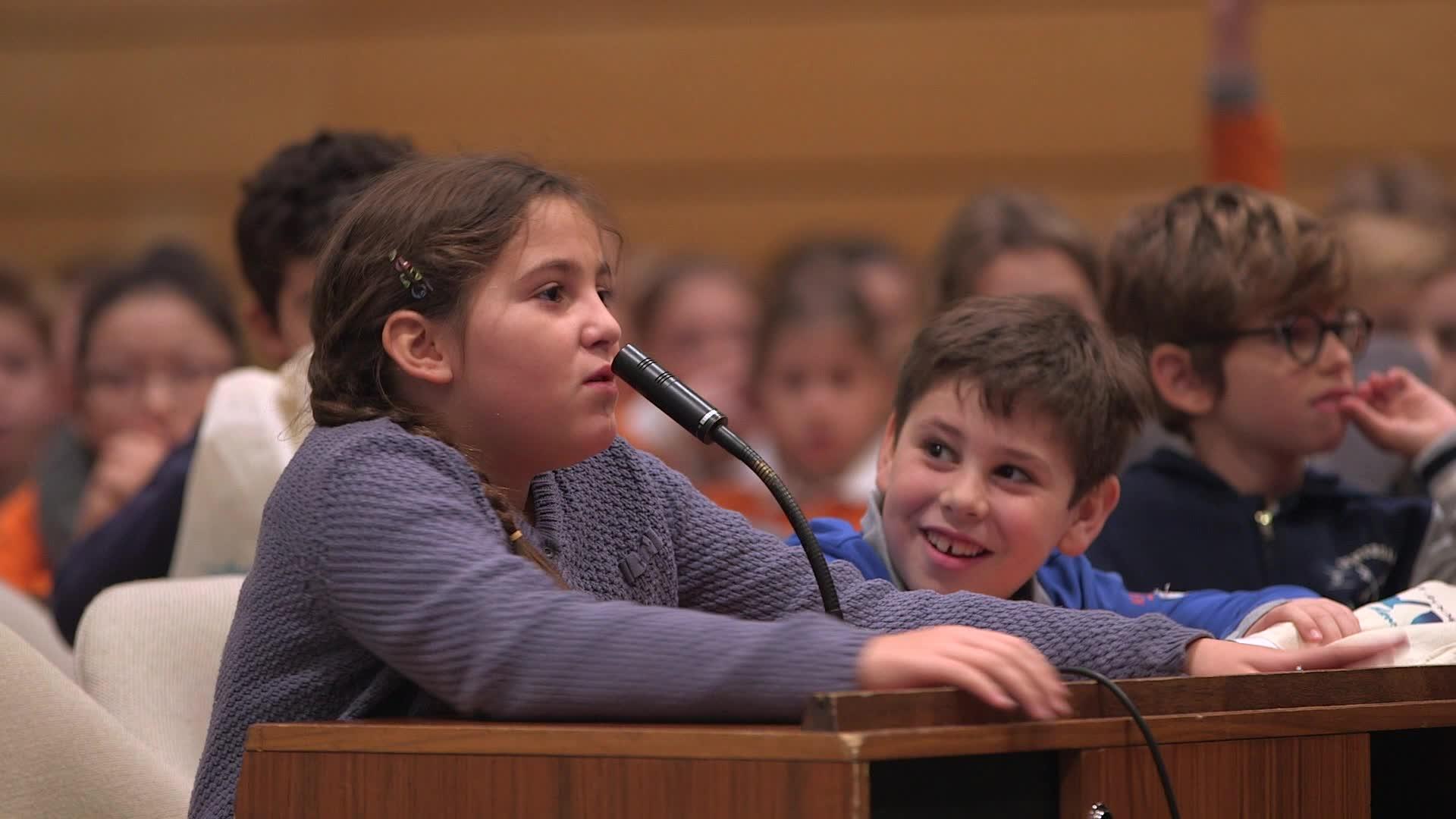 L'océan expliqué aux enfants à l'Unesco