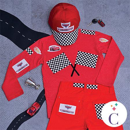 inspired - tenue de pilote