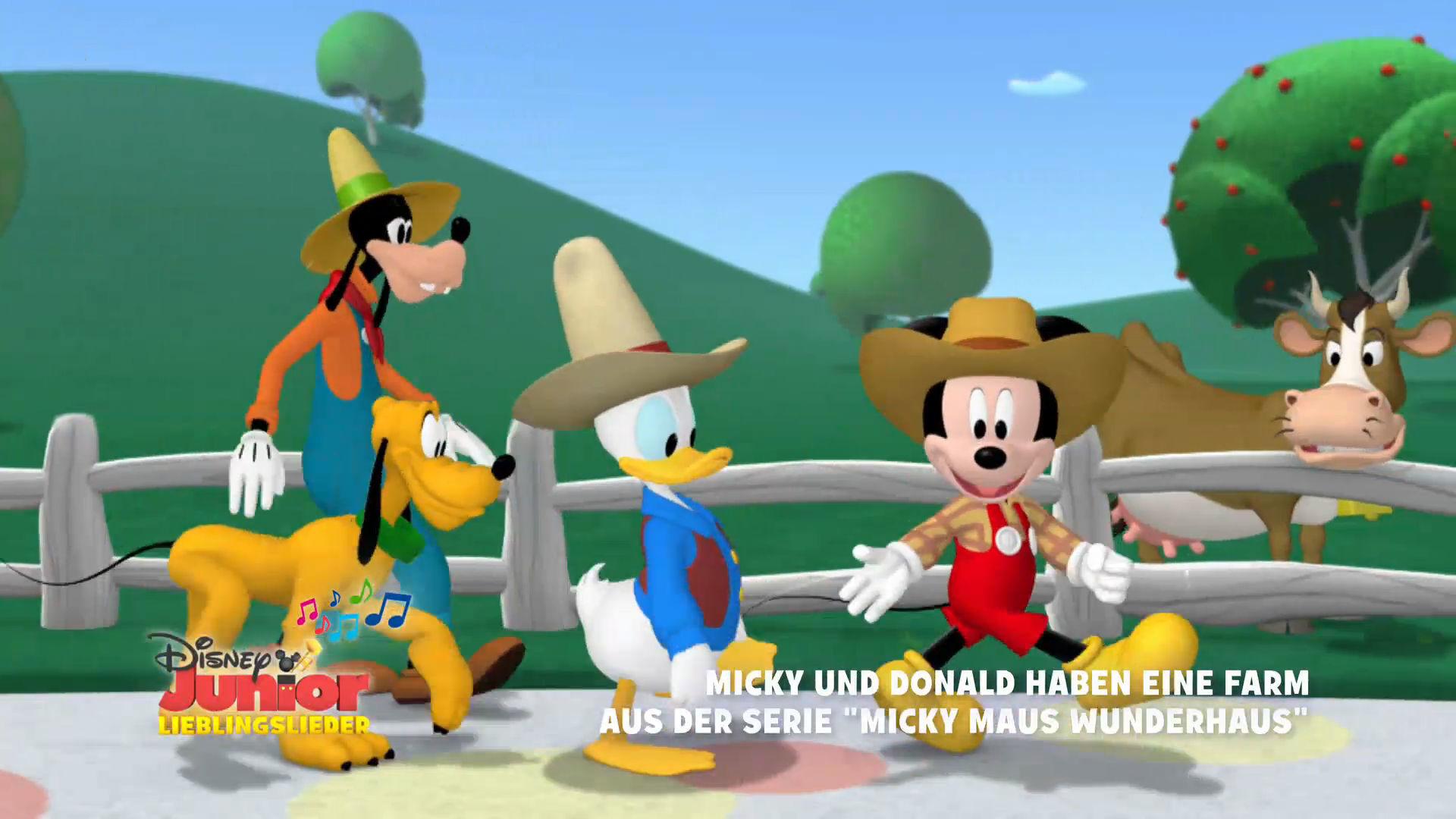 Micky und Donald haben eine Farm