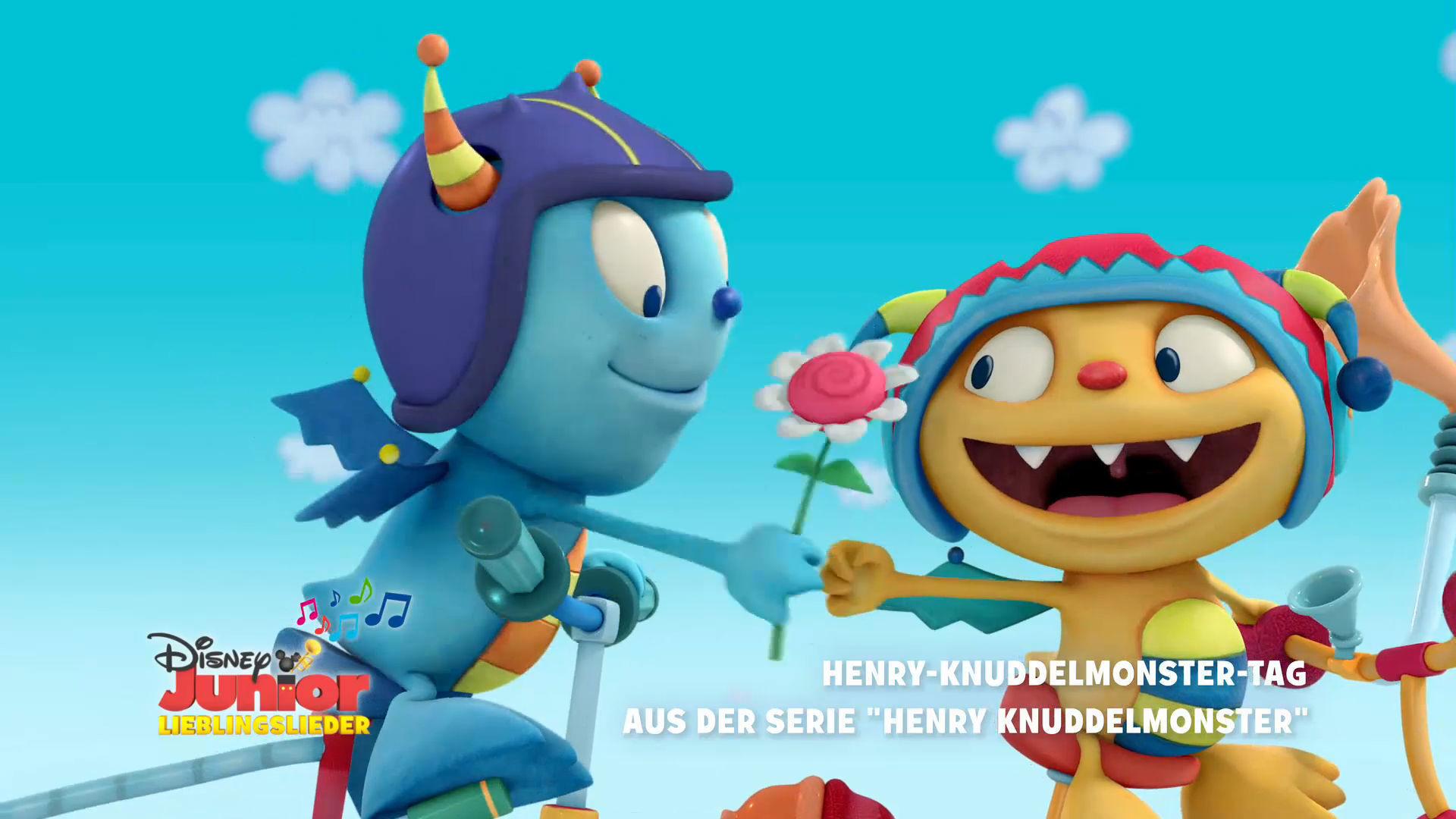 Henry-Knuddelmonster-Tag
