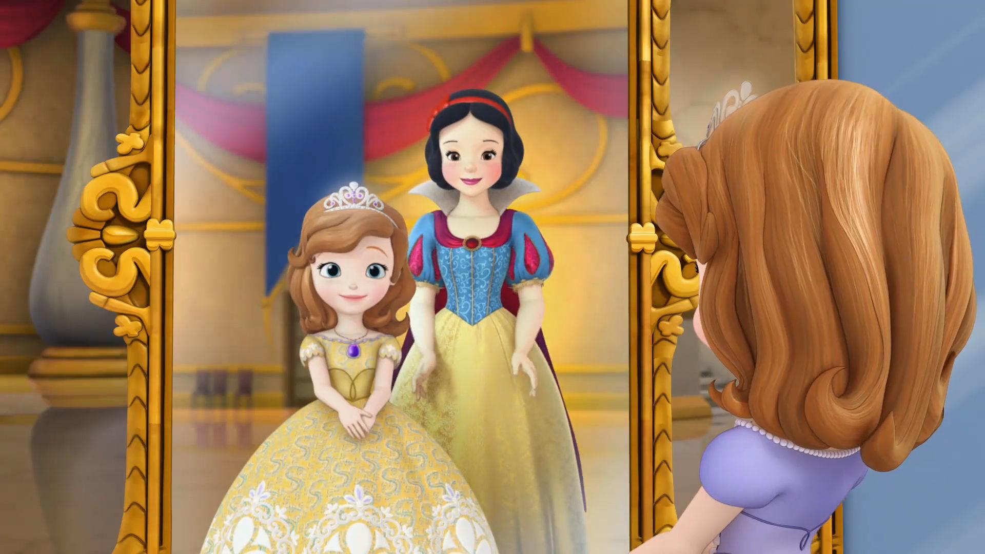 Besuch der Prinzessinnen