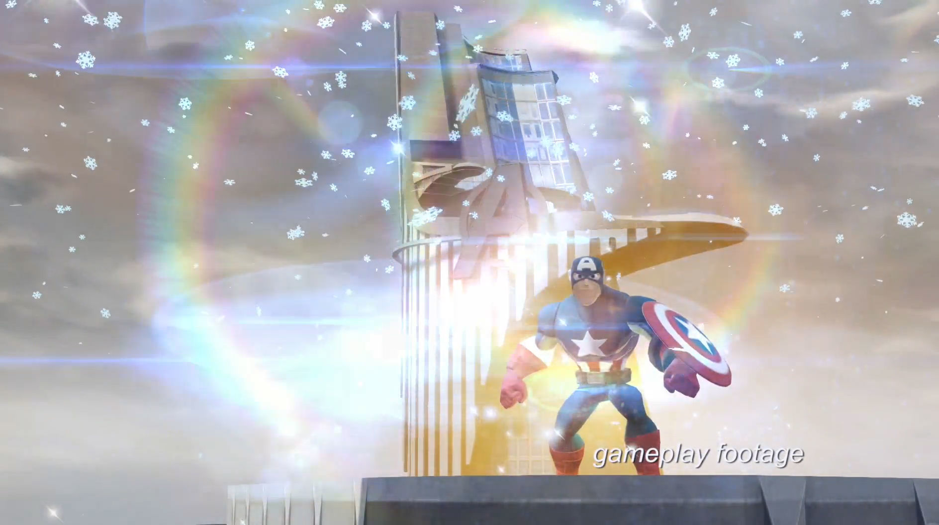 Captain America - Disney Infinity 2.0