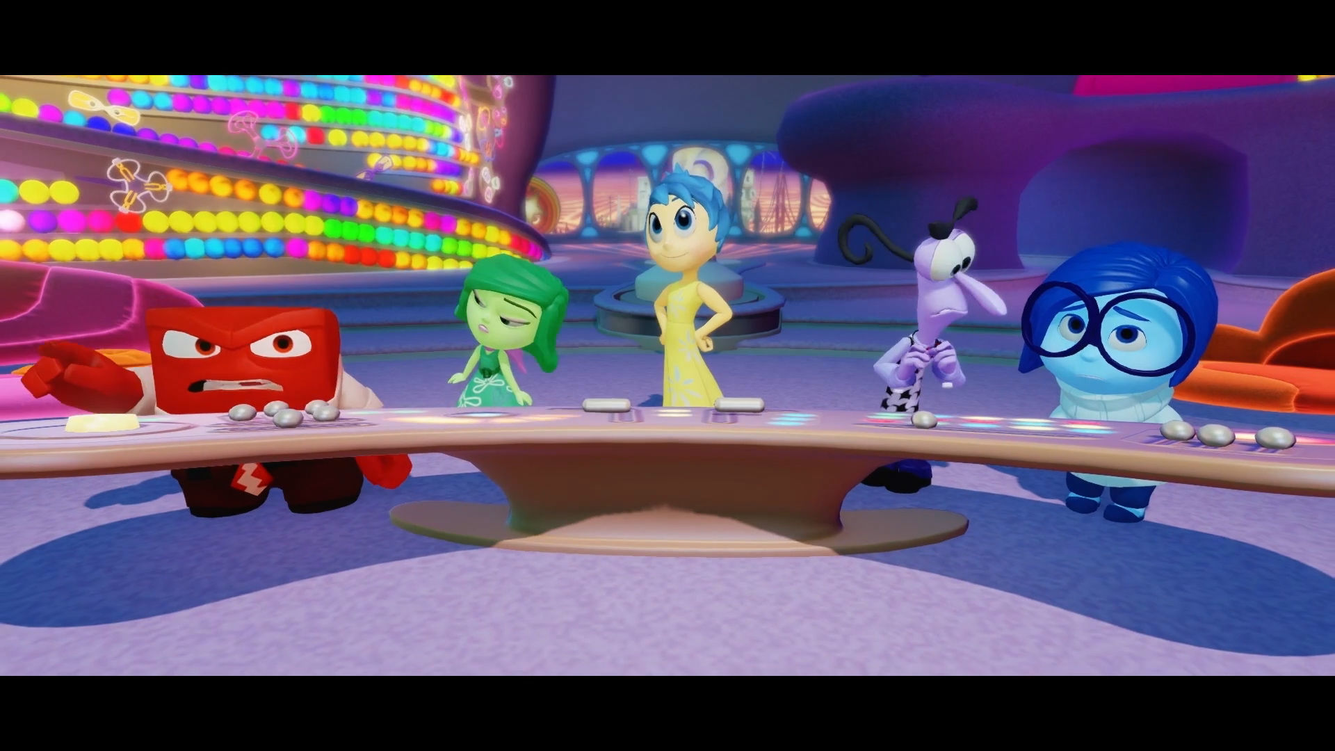 Inside Out Play Set - Disney Infinity 3.0