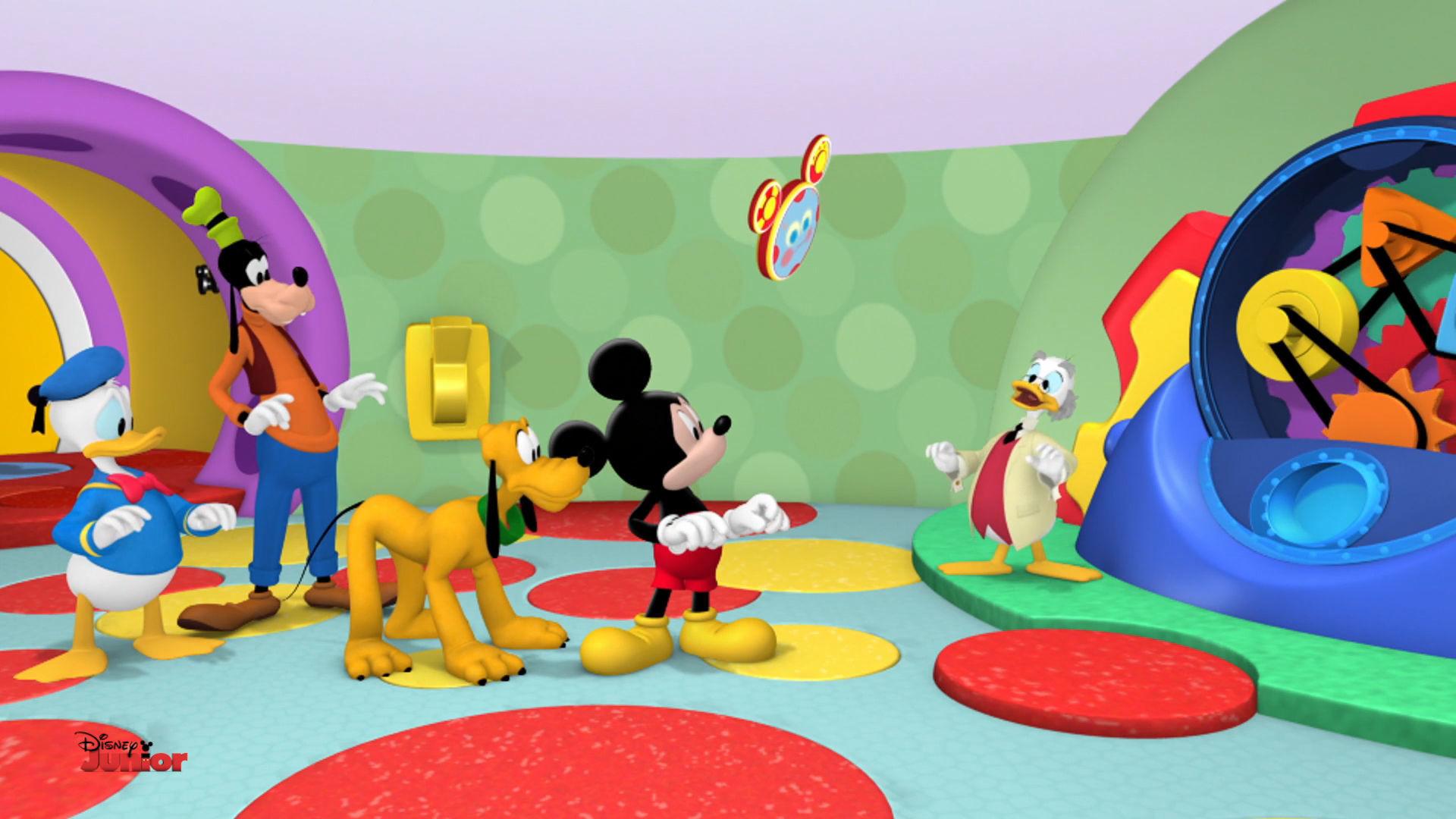 L'aventure incroyable de Mickey
