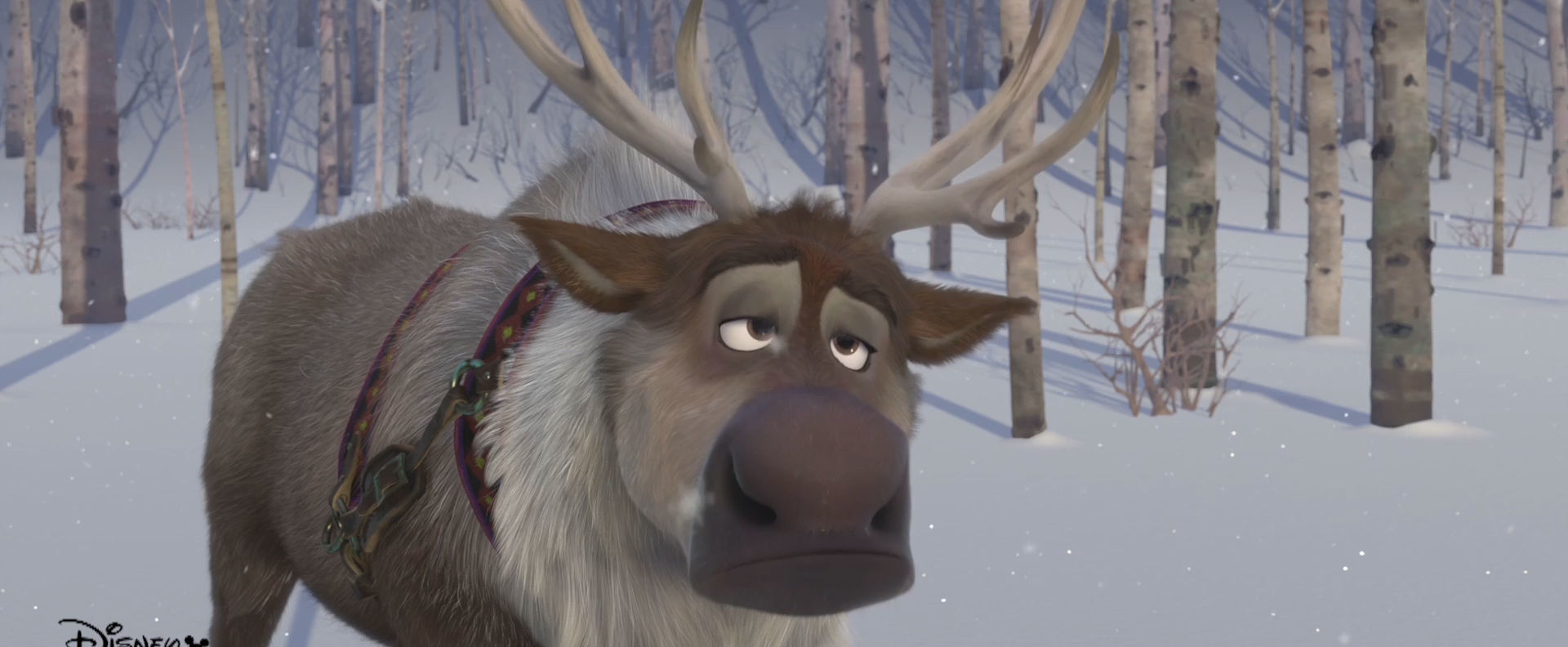 Disney's Olaf-a-Lots - Reining In Your Reindeer