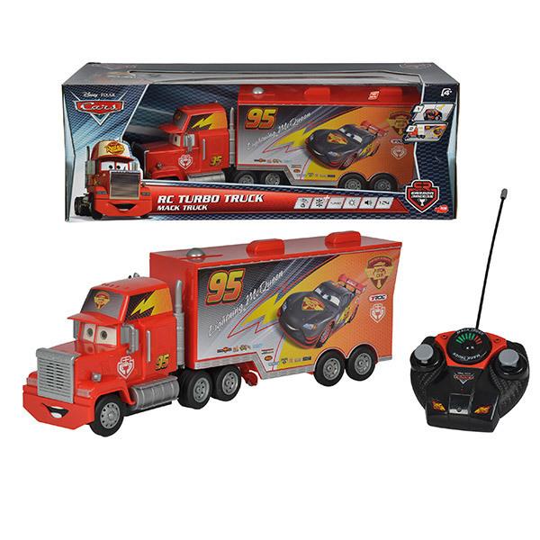 Turbo Mack Truck mit Fernsteuerung von Dickie