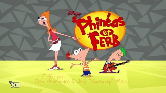 Phineas et Ferb - Générique