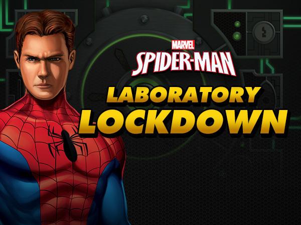 Spider-Man: Labor Unter Verschluss