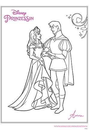 Nett Disney Prinzessinnen Malvorlagen Aurora Bilder - Ideen färben ...