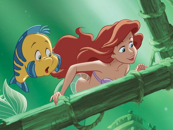 L'histoire d'Ariel