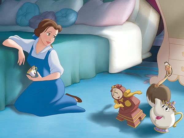 L'histoire de Belle