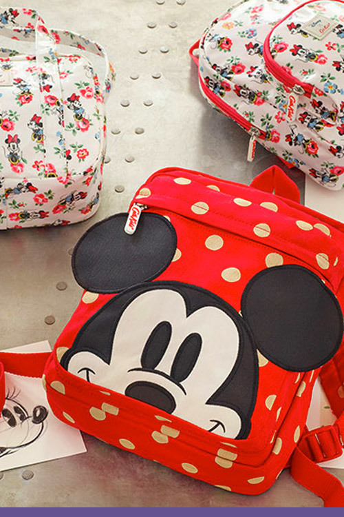 Mickey Mouse X Cath Kidston Collection