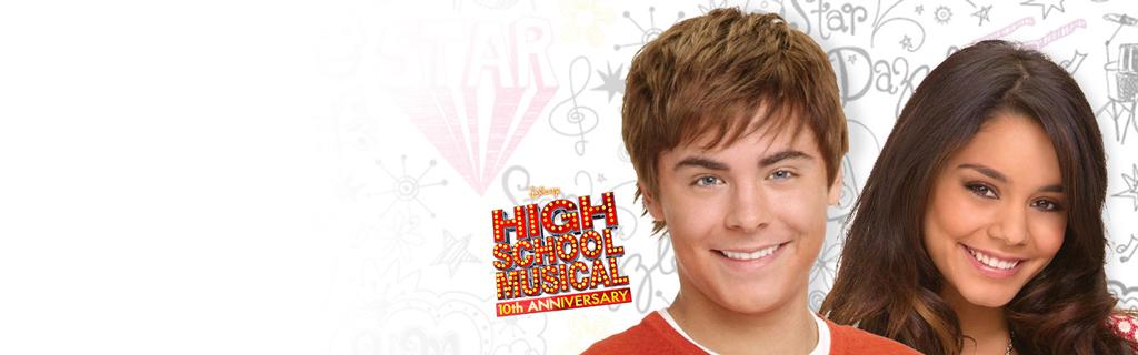 High School Musical Anniversary Hero DE