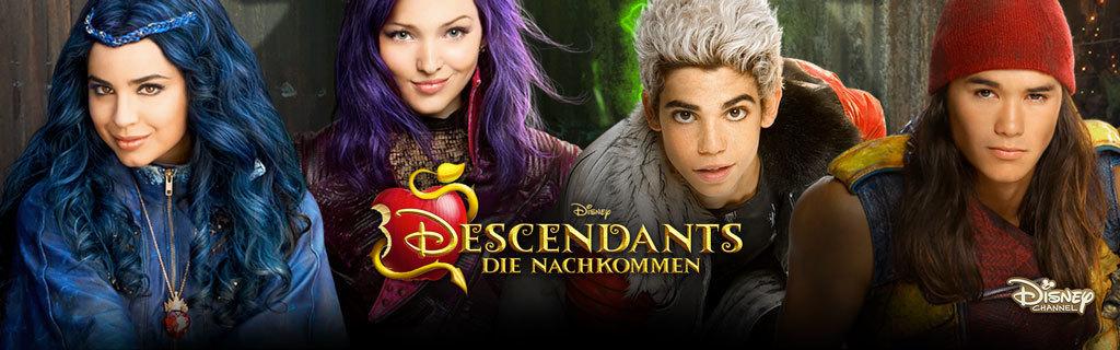 DE Descendants Homepage Hero