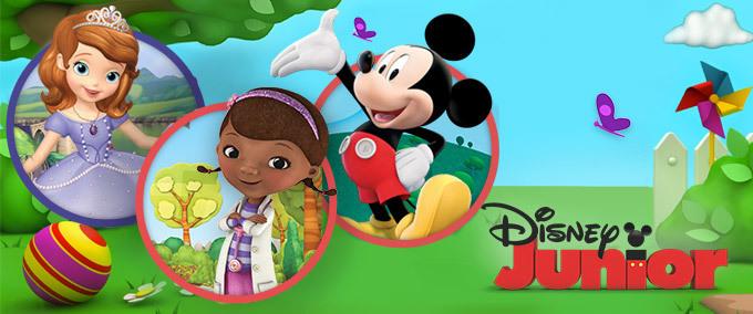 Disney Junior - Ganze Folgen