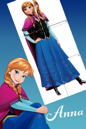 Anna - Starschnitt