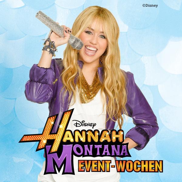 Hannah Montana Gewinnspiel
