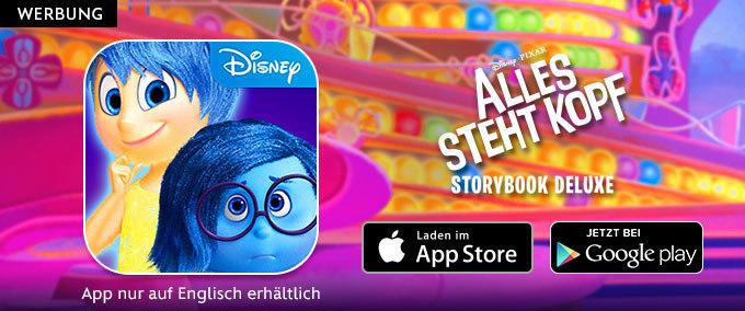 Storybook Deluxe App