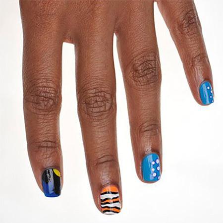 Spielen: Dories Nagelkunst
