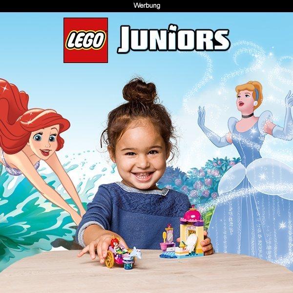 Lego Juniors Gewinnspiel