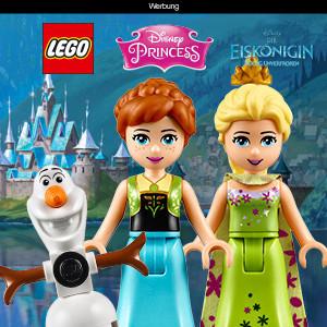 LEGO® Disney Princess Gewinnspiel