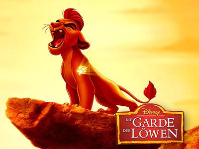 Die Garde der Löwen - The Lion Guard