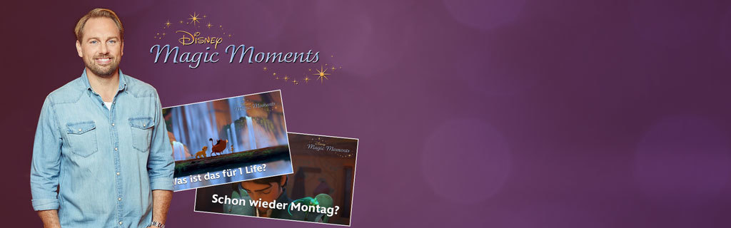 Magic Moments - Start der 3. Staffel