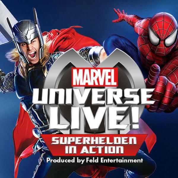 Marvel Universe Gewinnspiel