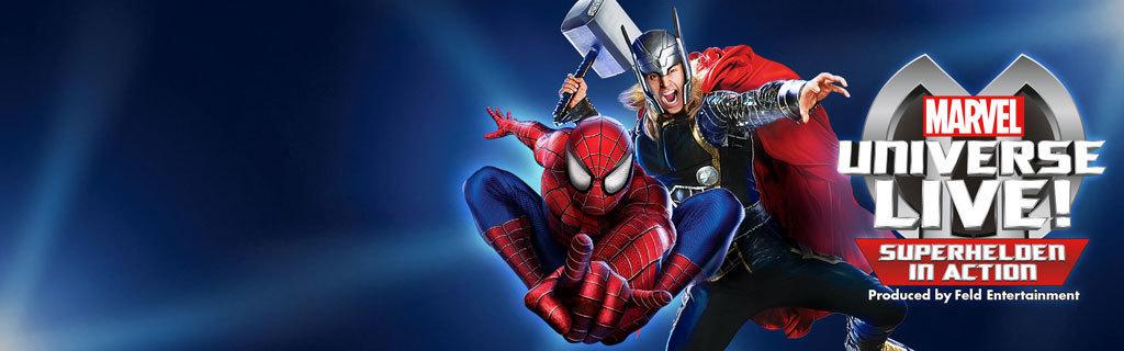Marvel Universe Gewinnspiel Promo