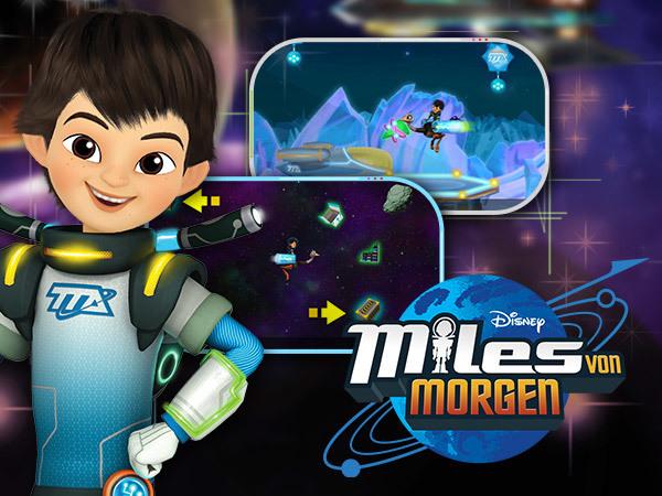Abenteuer im Weltall