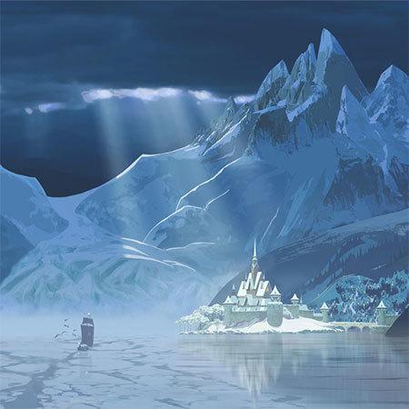 Quiz: Dein Disney Winterwunderland