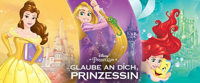 Zu den Disney Prinzessinnen