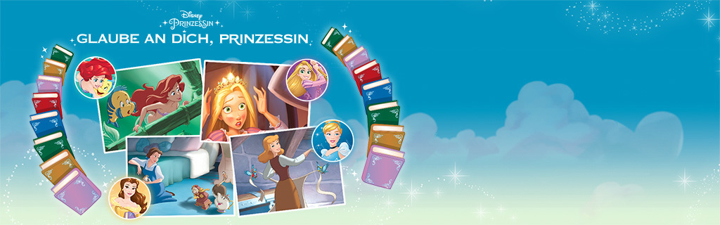 Disney Princess Storybooks Animated Hero