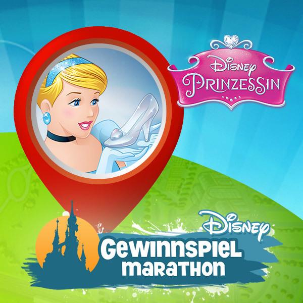 Cinderella Gewinnspiel