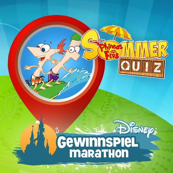 Phineas und Ferb Sommer Quiz