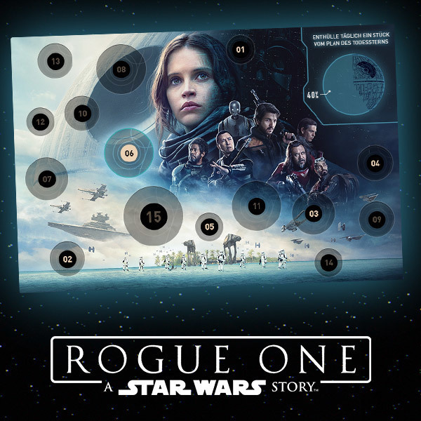 Rogue One Countdown Kalender
