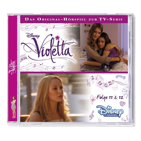 Violetta Hörspiel Folge 11 & 12