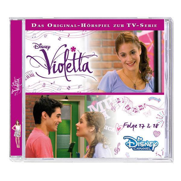 Violetta Hörspiel Folge 17 & 18