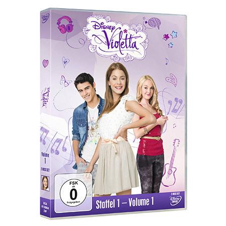 DVD - Staffel 1, Vol. 1