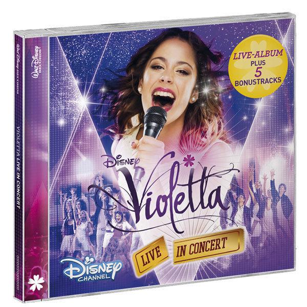 CD - Live in Concert
