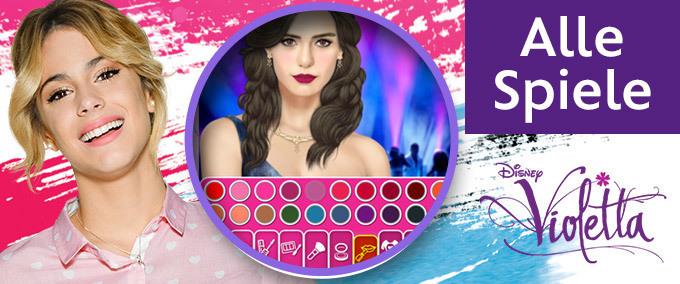 Violetta Spiele