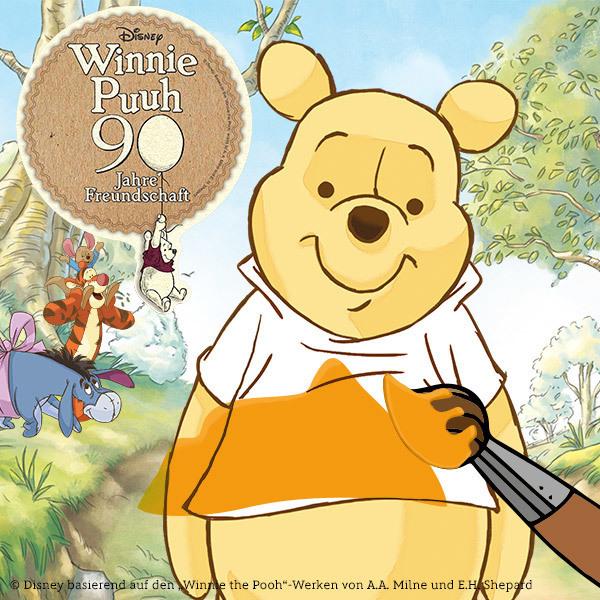 Winnie Puuh Gewinnspiel